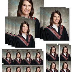 Grad Portrait Package A