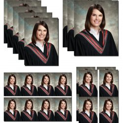 Grad Portrait Package B