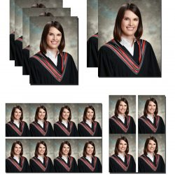 Grad Portrait Package C