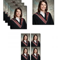 Grad Portrait Package D